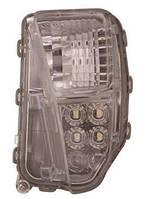 Правая фара Тойота PRIUS 12-15 дневной свет с поворотом, LED