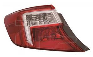Левый задний фонарь Тойота Камри XV50 USA 11-14 внешний