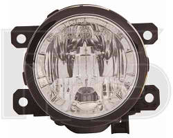 Противотуманная фара + дневной свет Н8+P13W для Ford Focus '11- левая/правая (Depo)