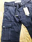 Джинсы мужские ITENO (Tophero) оригинал р.42 прямые синие весна/осень (есть другие цвета), фото 6
