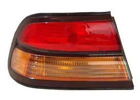Фонарь задний для Nissan Maxima A32 '95-00 левый (DEPO) внешний красно-желтый