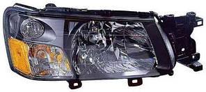Фара передняя для Subaru Forester '03-05 левая (DEPO) механическая