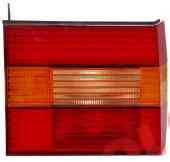 Фонарь задний для Volkswagen Passat B4 седан '94-96 левый (FPS) внутренний, желто-красный