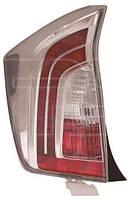 Фонарь задний левый для Toyota Prius 2012-15