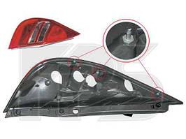 Фонарь задний для Hyundai I30 '08-10 хетчбек левый (DEPO) кроме Sw