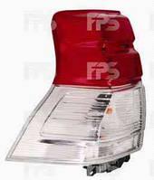 Фонарь задний для Toyota Land Cruiser Prado 150 '10- левый (DEPO) Led