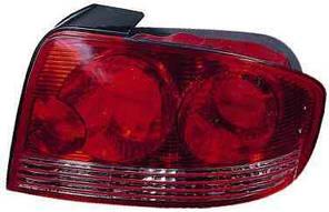 Фонарь задний для Hyundai Sonata '01-05 левый (DEPO)