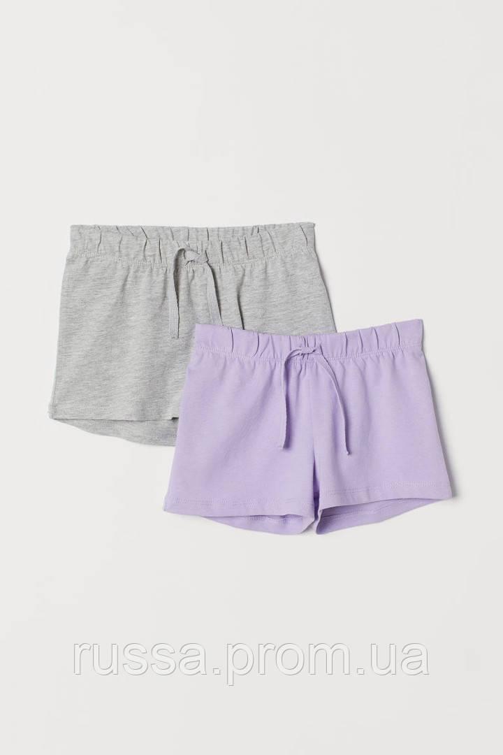 Симпатичные детские летние шортики для девочки НМ (поштучно)