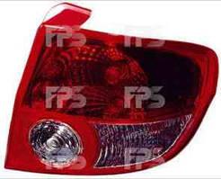 Фонарь задний для Hyundai Getz '02-05 левый (DEPO)