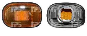 Указатель поворота на крыле Toyota RAV-4 '01-06 левый/правый, желтый (DEPO)