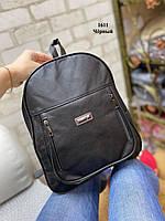 Женский рюкзак NEW кожзам Черный