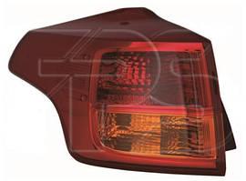 Левый задний фонарь Тойота Рав4 CA40 13-15 внешний