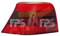 Фонарь задний для Volkswagen Golf IV хетчбек '97-03 левый (FPS) красно-дымчатый