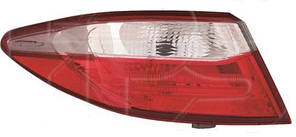 Левый задний фонарь Тойота Камри XV50 14-17 USA внешний