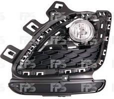 Противотуманная фара для Mazda 6 '10-12 правая (Depo)