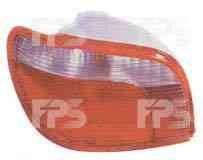 Фонарь задний для Toyota Yaris '99-02 левый (DEPO)