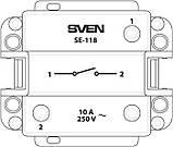 Кнопка звонка SVEN SE-118 белая, фото 4