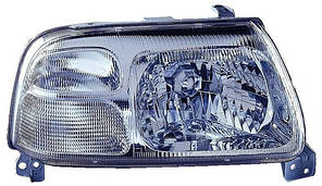 Фара передняя для Suzuki Grand Vitara '98-05 правая (DEPO) под электрокорректор