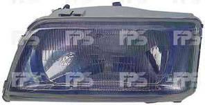 Фара передняя для Citroen Jumper '94-01 левая (DEPO) механическая/гидравлическая