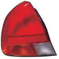 Фонарь задний для Mitsubishi Carisma '95-99 правый (DEPO) внешний