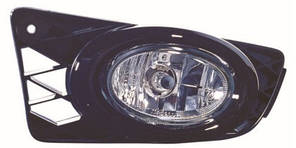Противотуманные фары для Honda Civic 4d '09-12 комплект (DEPO) седан