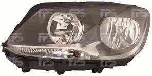Фара передняя для Volkswagen Caddy '11- правая (DEPO) под электрокорректор