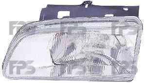 Фара передняя для Citroen Berlingo '97-02 левая (DEPO) под электрокорректор