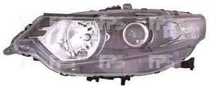 Фара передняя для Honda Accord 8 '08- EUR левая (DEPO) под электрокорректор