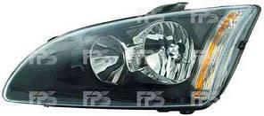 Фара передняя для Ford Focus II '04-08 правая (HELLA) под электрокорректор