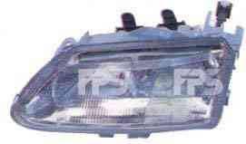 Фара передняя для Renault Laguna '94-98 левая (DEPO) под электрокорректор