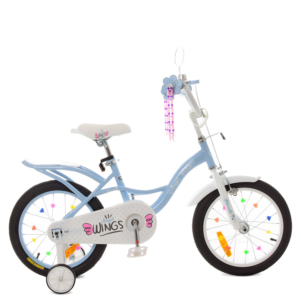 Велосипед для настоящий принцессы