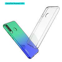 Ультратонкий чехол для Huawei Y7p