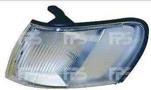 Габаритный фонарь для Toyota Corolla E10 '91-95, евро. версия правый, белый (FPS)