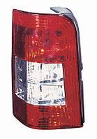 Фонарь задний для Citroen Berlingo '02-07 левый (FPS) 2-х дверная, белая вставка