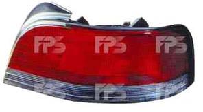 Фонарь задний для Mitsubishi Galant седан '97-99 левый (DEPO)