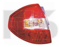 Фонарь задний для Renault Koleos '08-11 левый (DEPO)