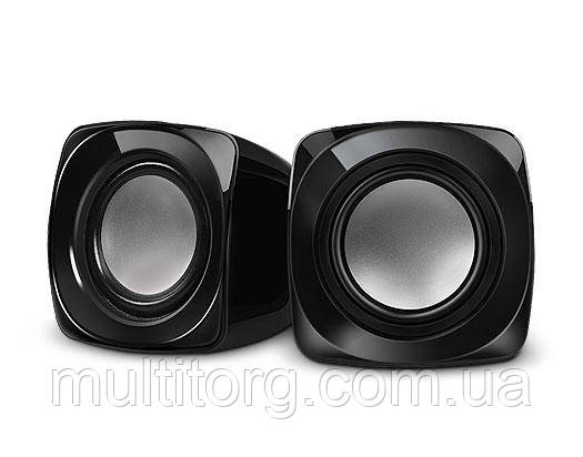 Колонки REAL-EL S-20 black