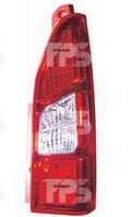 Фонарь задний для Citroen Berlingo '08-10 левый (DEPO) 1 дверь