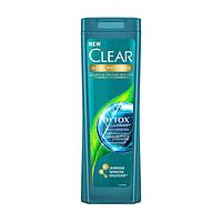 Шампунь Clear жін 400мл д/жирного Щоденний DETOX/-720/12