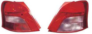 Фонарь задний для Toyota Yaris хетчбек '06-10 левый (DEPO)