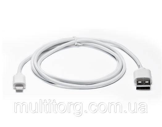 Кабель REAL-EL USB 2.0 AM-8pin 1m белый