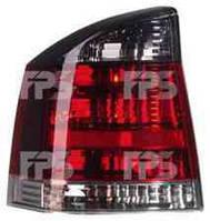 Фонарь задний для Opel Vectra C '02-08 левый (DEPO) дымчато-красный