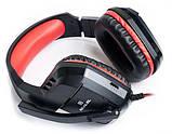 Наушники REAL-EL GDX-7550 игровые с микрофоном 4pin, фото 7