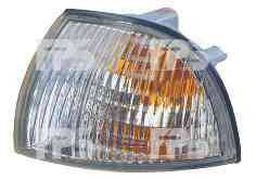 Указатель поворота Daewoo Nexia '08- левый, рифленый рассеиватель (DEPO)