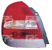 Фонарь задний для Daewoo Nubira II седан '99-04 левый (FPS) светлый низ