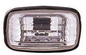 Указатель поворота на крыле Toyota Camry V20 '97-01 левый и правый, белый (прозрачный) (DEPO)