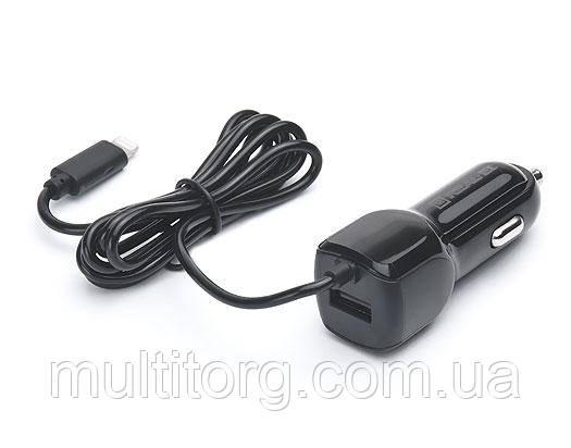 Зарядное устройство REAL-EL CA-17 USB автомобильное