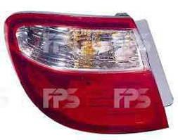 Фонарь задний для Nissan Maxima Qx (A33) '00-06 правый (DEPO) внешний