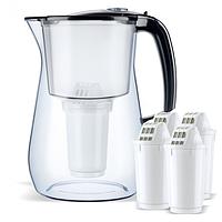 Фильтр для воды кувшин Аквафор Прованс  с четырьмя картриджами А5