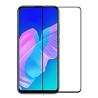 Защитное стекло с рамкой для Huawei Y7p